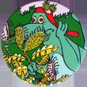Yazoo Yammies > B. Jungle 03-Dino-sniffing-Venus-fly-trap.