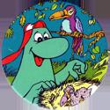 Yazoo Yammies > B. Jungle 04-Dino-kidnapping-baby-Toucan.