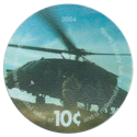 AAFES > 2004 > 10¢ 12-Helicopter.