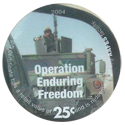 AAFES > 2004 > 25¢ 05-Operation-Enduring-Freedom.