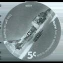 AAFES > 2004 > 5¢ 19.
