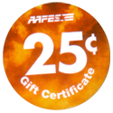 AAFES > 2005B > 25¢ Back.
