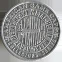 American Games Caps > Heavy Metal Aluminum Slammers Back.