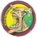 American Games Caps > Numbered 04-Bone-Head.