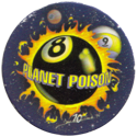American Games Caps > Numbered 10-Planet-Poison.