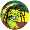 American Games Caps > Numbered 12-Rasta-Poison.