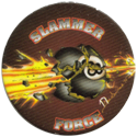 American Games Caps > Numbered 17-Slammer-Force.