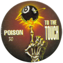American Games Caps > Numbered 30-Poison-to-the-touch.