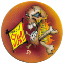American Games Caps > Numbered 34-Poison-Slam!.