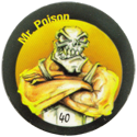 American Games Caps > Numbered 40-Mr.-Poison.