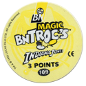 BN Trocs > Indiana Jones > 101-120 Magic BN Troc's Back.