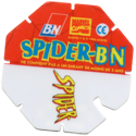 BN Trocs > Spider-man Back-Logo-left.