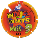 BN Trocs > The Mask Back.