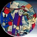 Caps > Dr. Globule 47-Officer-Deadbeat,-Dr.-Zitbag,-Professor-Sherman-Vermin.