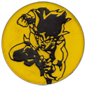 Caps > Dragonball Z Slammers Goku-yellow.