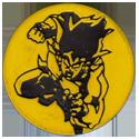 Caps > Dragonball Z Slammers Goku-yellow.
