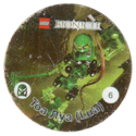 Cheetos > Lego Bionicle > Green back 06-Тоа-Луа-(Lua).