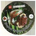 Cheetos > Lego Bionicle > Green back 15-Борок-Парак-(Pahrak).
