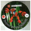 Cheetos > Lego Bionicle > Green back 20-Борок-Танок-(Tаhnok).