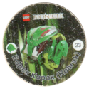 Cheetos > Lego Bionicle > Green back 23-Борок-Корак-(Kohrak).