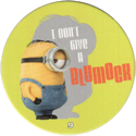 Chipicao Play Caps > Minions 09-I-don't-give-a-Blumlock.