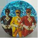 Chupa Caps > Power Rangers The Movie 23-Blue,-Yellow,-&-Red-Rangers.