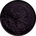 Chupa Caps > Slammers Black-plastic-front.