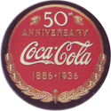 Collect-A-Card > Coca-Cola Collection > Series 1 08-50th-Anniversary-Coca-Cola-1886-1936.