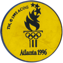 Collect-A-Card > Fun Caps > Olympic Games Atlanta 1996 Slammers Olympic-Flame.