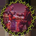 Collect-A-Card > Fun Caps > Superhuman Samurai Syber Squad 14-Battle-Action.