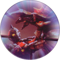 Collect-A-Card > Fun Caps > Superhuman Samurai Syber Squad 38-Battle-Action.