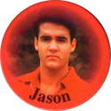 Collect-A-Card > Power Caps > Power Rangers Series 1 05-Jason.