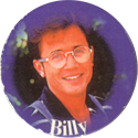 Collect-A-Card > Power Caps > Power Rangers Series 1 09-Billy.
