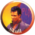 Collect-A-Card > Power Caps > Power Rangers Series 1 11-Skull.