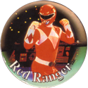 Collect-A-Card > Power Caps > Power Rangers Series 1 16-Red-Ranger.