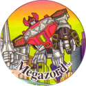 Collect-A-Card > Power Caps > Power Rangers Series 1 40-Megazord.