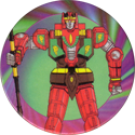 Collect-A-Card > Power Caps > Power Rangers Series 2 05-Red-Dragon-Thunderzord.