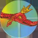 Collect-A-Card > Power Caps > Power Rangers Series 2 07-Firebird-Thunderzord.