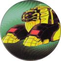 Collect-A-Card > Power Caps > Power Rangers Series 2 08-Lion-Thunderzord.