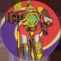 Collect-A-Card > Power Caps > Power Rangers Series 2 10-Thunder-Megazord.