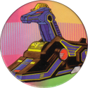 Collect-A-Card > Power Caps > Power Rangers Series 2 11-Unicorn-Thunderzord.