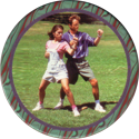 Collect-A-Card > Power Caps > Power Rangers Series 2 19-Billy-&-Kimberly.