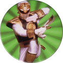 Collect-A-Card > Power Caps > Power Rangers Series 2 21-White-Ranger.