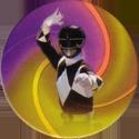 Collect-A-Card > Power Caps > Power Rangers Series 2 28-Black-Ranger.