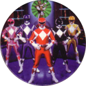 Collect-A-Card > Power Caps > Power Rangers Series 2 31-Power-Rangers.
