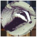 Croky > Crokido's Zoo Caps 04-Das-Blaireau.