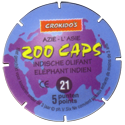 Croky > Crokido's Zoo Caps 21_Back.