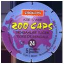 Croky > Crokido's Zoo Caps 24_Back.