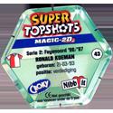 Croky > Super Topshots > Serie 2 43-Feyenoord-Ronald-Koeman-(back).