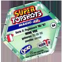 Croky > Super Topshots > Serie 2 54-Feyenoord-Henk-Vos-(back).